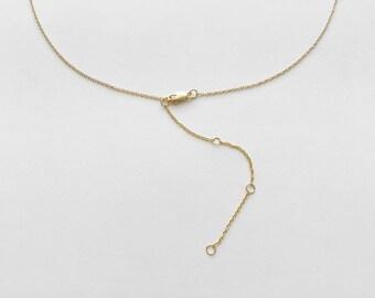 Extender - Make your necklace adjustable in length #TD3/4