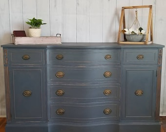 1930's Alluring Sideboard