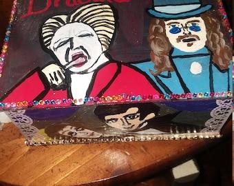 Dracula vampire trinket box