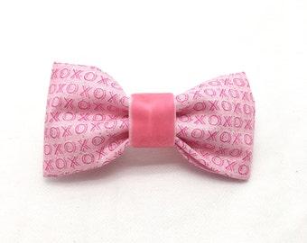Valentine's Bow Tie. Bow Tie. Cat Bow Tie. Dog Bow Tie. Cat Accessory. Dog Accessory. Pet Accessory