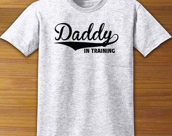 Daddy In Training Fathers Day Shirt