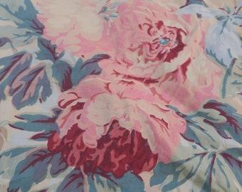 """2 Pillow cases Ralph LaurenFloral Standard 19 x 28"""" w 4"""" add'l ruffle"""