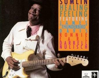 "Hubert Sumlin —  ""Healing Feeling"" —  Sealed CD"