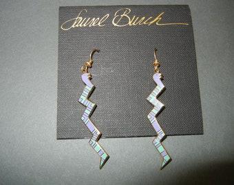 Laurel Burch serpentine earrings, Laurel Burch, Laurel Burch earrings, Snake earrings, Laurel Burch snakes, statement jewelry, snake jewelry
