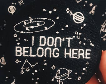 belong patch