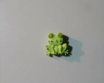 Froggy needleminder