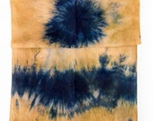 Tie Dye Scarf - Hand Dyed...