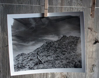 Darkroom Print - Southwest Prayer