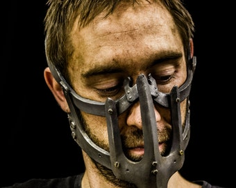 Blood Bag!!! (Universal Blood Donor) Mad Max Fury Road mask replica