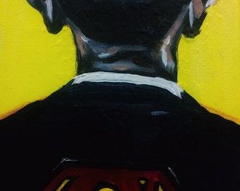 Superman: Mr. President