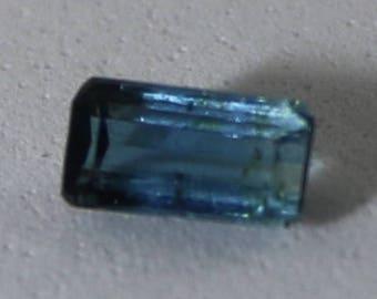 Blue Tourmaline .80ct