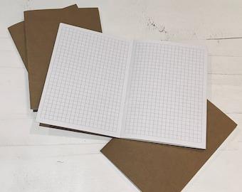 B6 Grid Notebook TN Insert