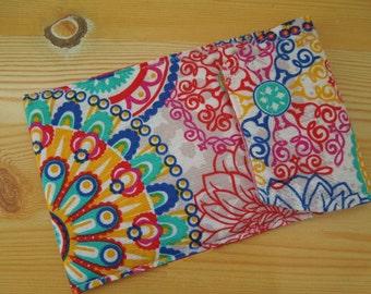 Rainbow mobile case,mobile case,smartphone case,quilted case,smartphone cover, mobile sleeve, mobile cover, iPhone case, iPhone cover