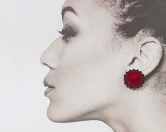 Orecchini Minimali-geometrici-accessori glitter-ingranaggi-bijoux-regali per lei-regalo amiche-regalo mamma