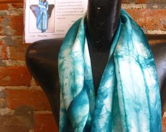 Silk Scarf Dye Kit (Deep Sea)
