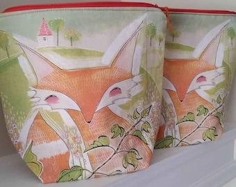Hedgehog/Fox/Squirrel  Bag Only