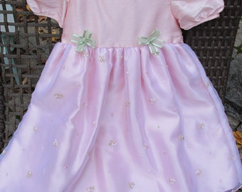 Dress - Child's Dress - Silk - 24 Month Size