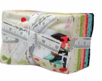 The Front Porch Fat Eighth Bundle by Sherri and Chelsi  for Moda
