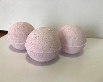 Rosemary fizzy bath bombs- essential oils, bath bomb, fizzy bath, relaxing bath