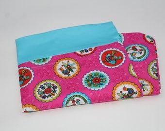 Pillowcases Sewn Pattern Bright
