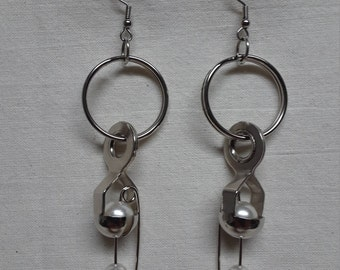 the Modern Tribal earrings unique earrings designers jewelry urban jewelry modern tribal jewelry fashion earrings fashion jewelry