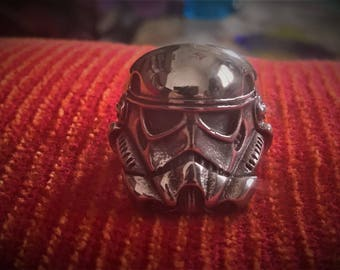 Star Wars Stormtrooper Stainless Steel Ring