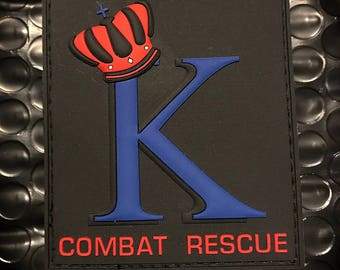 King PVC Patch
