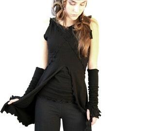 my LITTLE BLACK DRESS  clothing  women  dresses  best selling  trending items  treehouse28  tank dress  sleeveless dress  handmade  custom