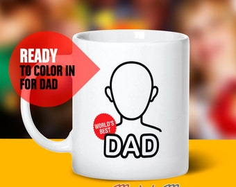 Gift For Dad, Father Son Gift, Dad Mug, Father Daughter Gift, Dad Gift, Dad Birthday, Dad Birthday Gift, Daddy Mug, Gift For Dad Funny