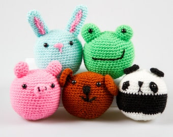 Amigurumi Toy Crochet Pattern Crochet Stuffed Animal Amigurumi Animal Crochet Toys Crochet Toy Patterns Crochet Amigurumi Doll Pattern P022
