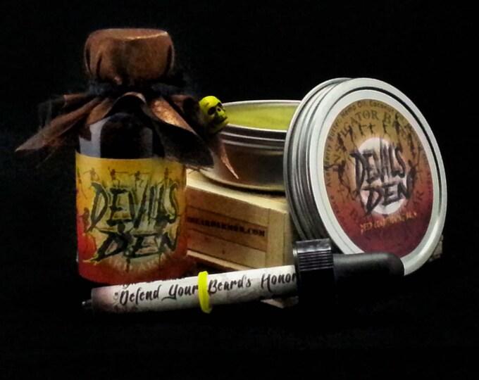 Featured listing image: Devil's Den: Oil/Balm Combo