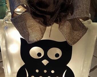 Owl nighlight