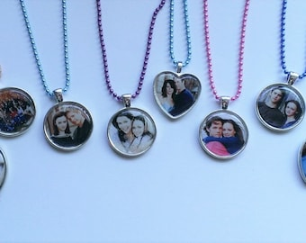 CLEARANCE YOU PICK Character Ship Cameo Necklace