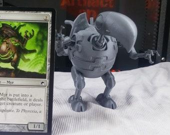 Perilous Myr MTG artifact creature figure