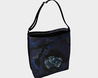 Day Tote Bag - Earth & Space