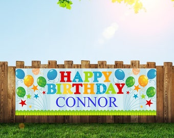 Birthday Banner,Balloon Banner,Balloon Birthday,Happy Birthday