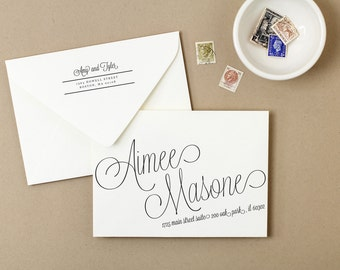 Wedding envelope design romeondinez wedding envelope design maxwellsz