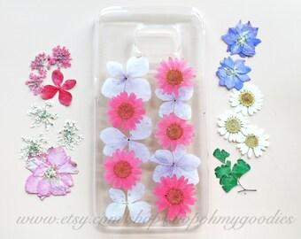 iPhone 6 Case, iPhone 5s Case, iPhone 5c Case, Samsung Galaxy S5 Case, S4 Case, iPhone 5 Case, 6 Plus Case, Red Floral Flower Phone Case