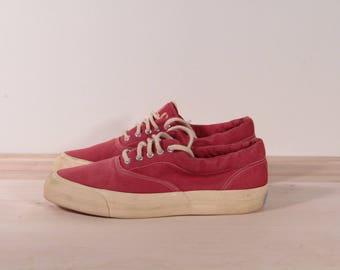 Vintage Polo RL-67 boat shoes