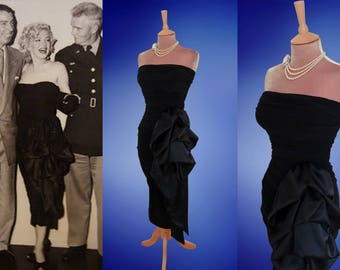 Marilyn Monroe...Little black dress