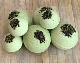 Green Tea Bath Bomb>Green Tea Bath Bombs>Bath Bomb>Natural Bath Bombs>Green Tea Bath>Gifts for Women>Party Favors>Bridesmaid Gifts>