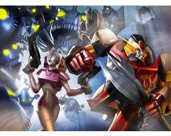 Transformers: Sharkticons!