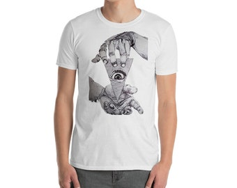 original design  the all-seeing eye Short-Sleeve Unisex T-Shirt
