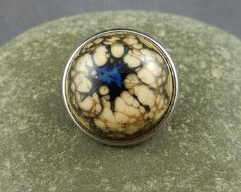 Jewellery popper, jewellery snap, jewellery chunk, interchangeable jewellery, lampwork glass popper, lampwork glass chunk, glass snap