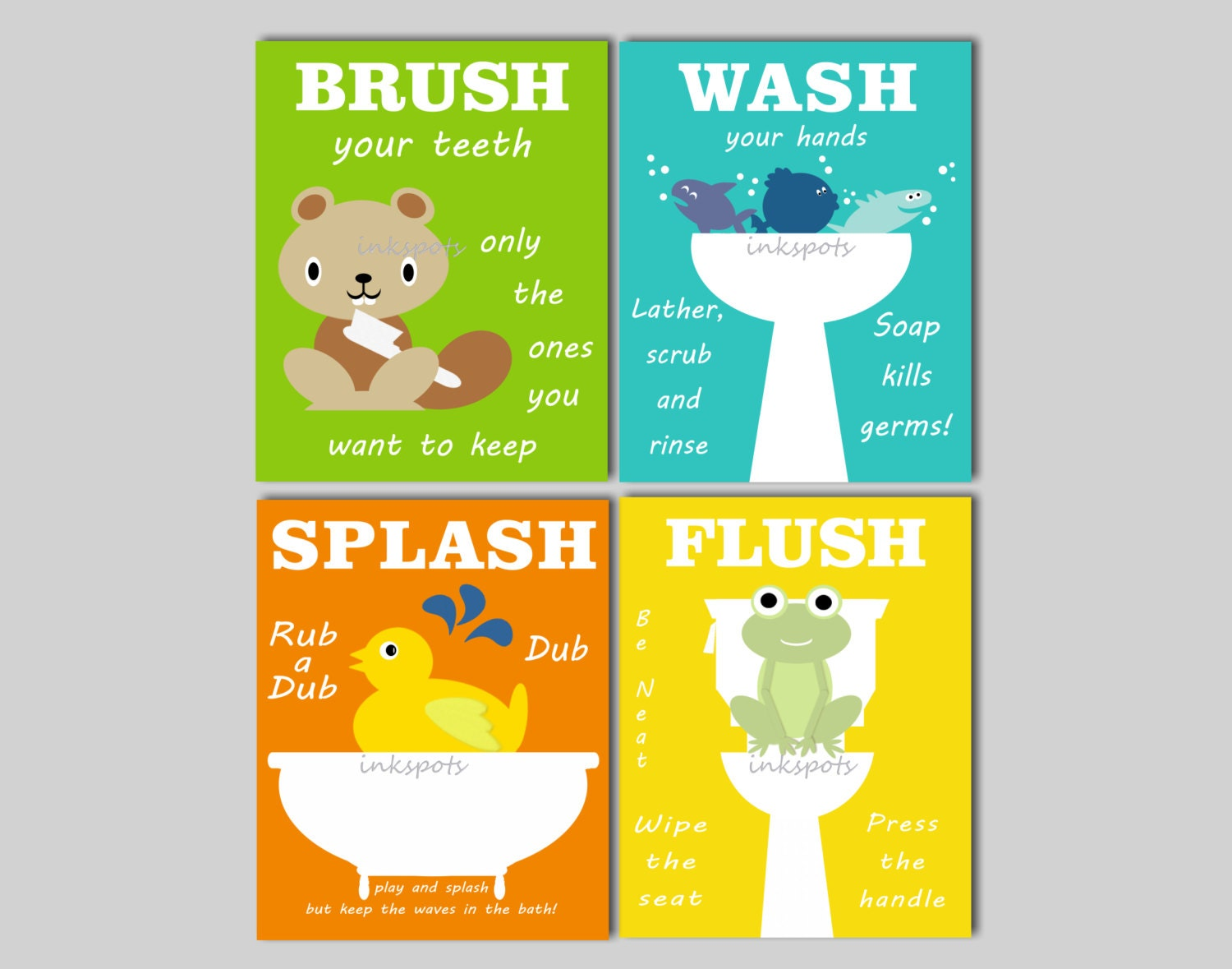 bathroom rules for kids bathroom bathroom signs rubber duck bathroom 16379