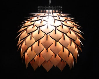 Spore Lamp - Laser Cut Pendant Lamp Lighting