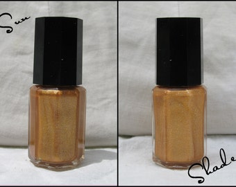 Royal Pride - The Pridelands Collection - Labracadabra Gold Nail Polish