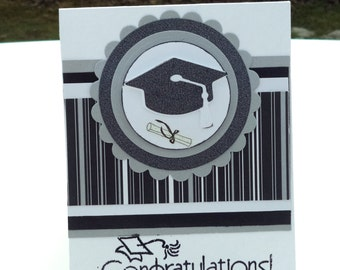 Congratulations Graduate Card, Congrats Card, Graduation Card, High School Graduation, College Graduation Card