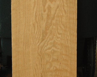 Figured Curly Red Oak Lumber