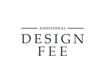 Design Fee for Chelsie
